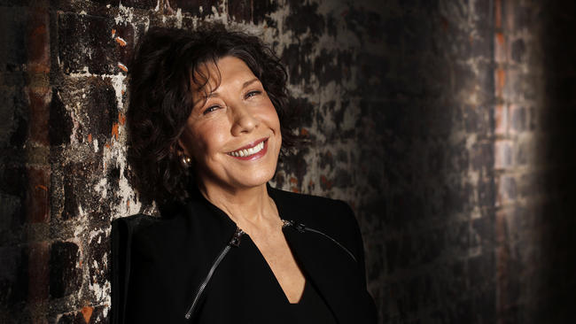 Lily Tomlin (Rick Loomis / Los Angeles Times)