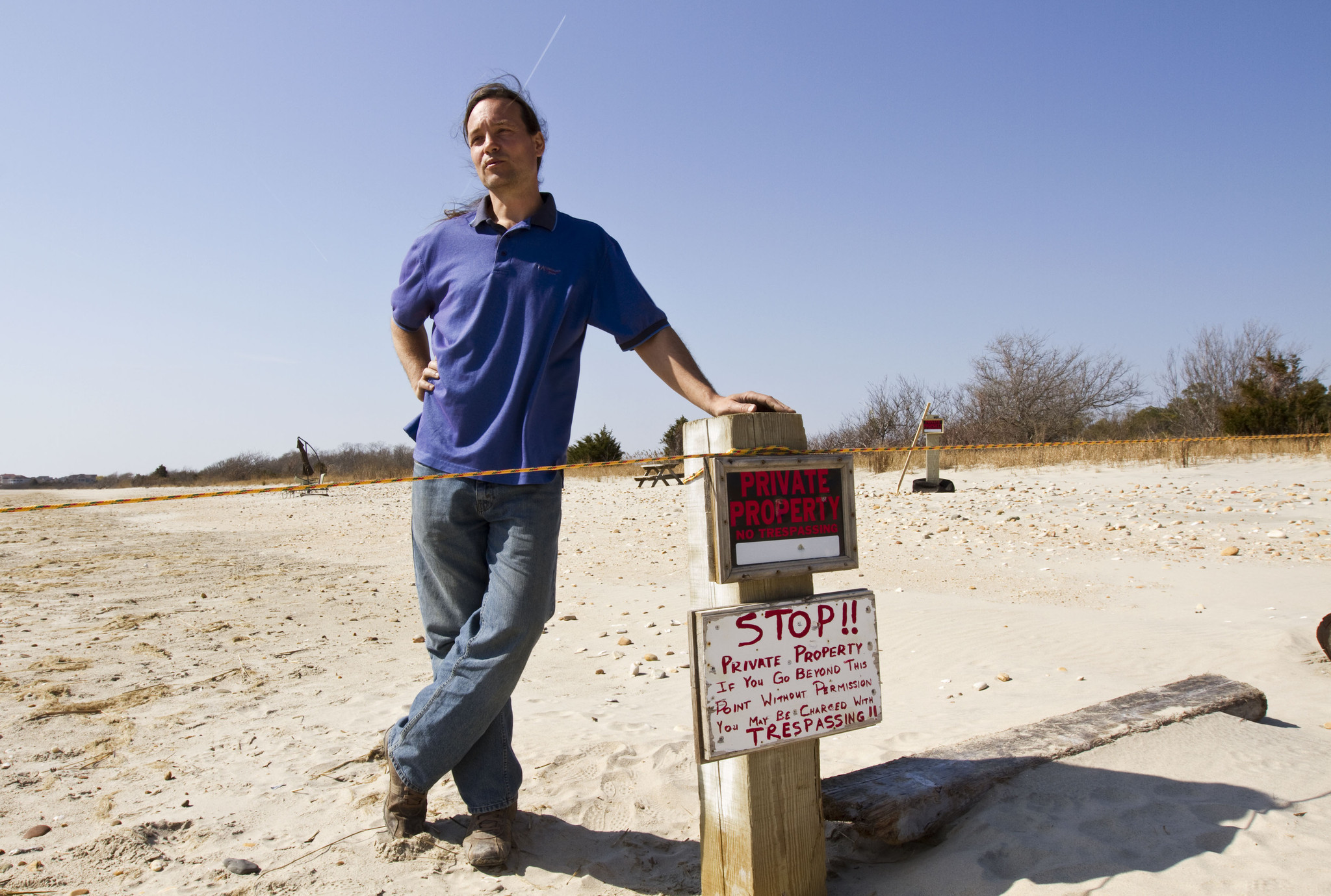 Va Supreme Court Land Owner Can Block Off Portion Of Grandview Beach Daily Press