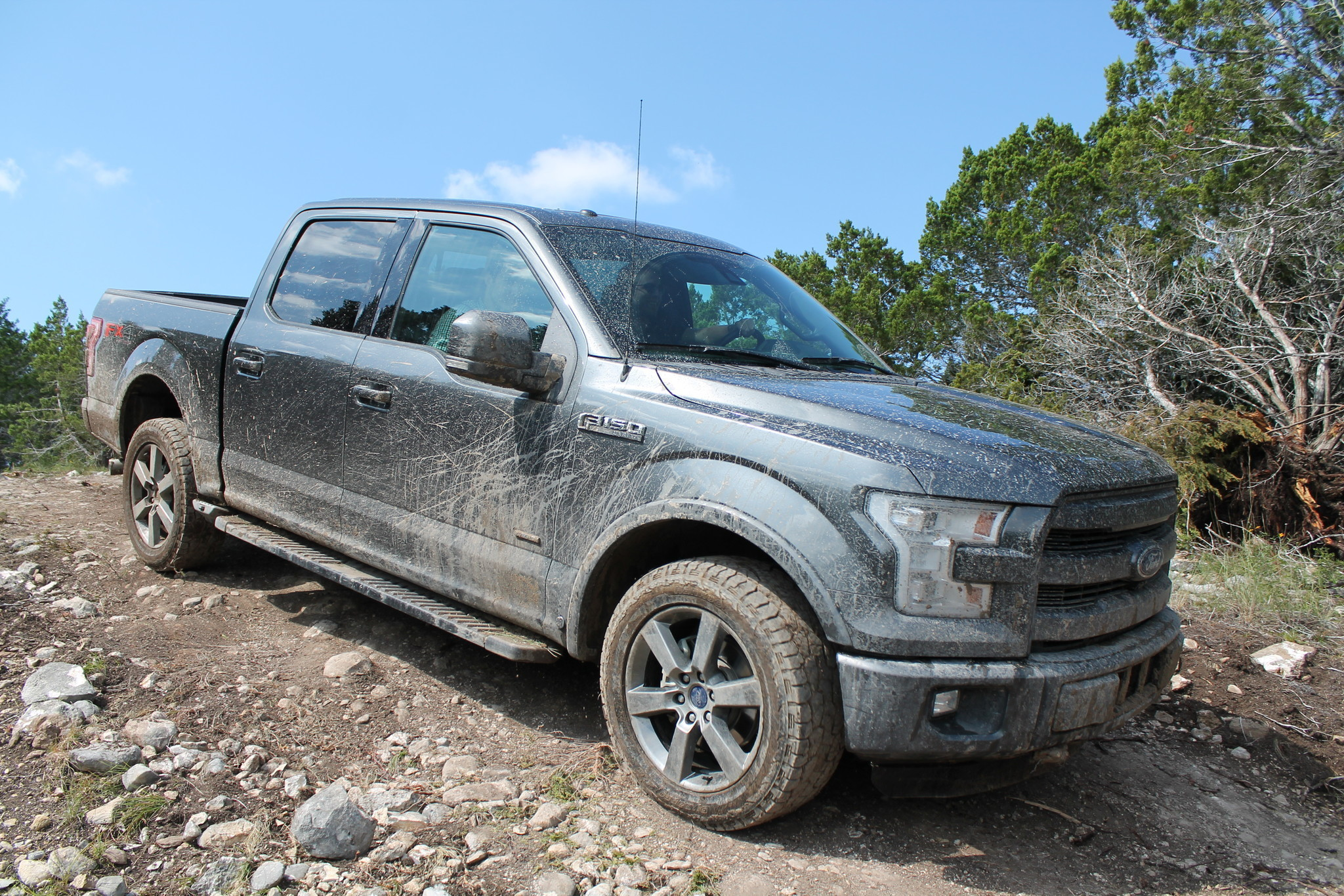 2015 Ford F-150 King Ranch better for the boardroom than the backwoods - Chicago Tribune