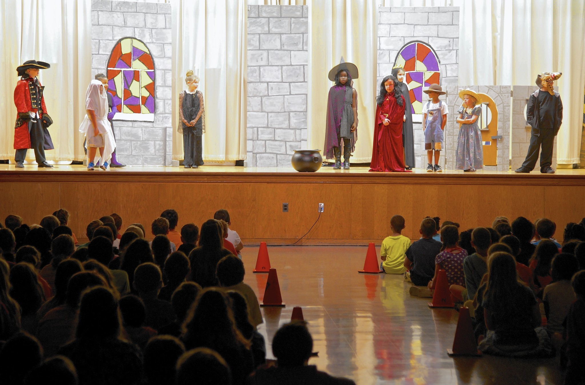 Four Seasons Elementary School Brings Back The Drama With