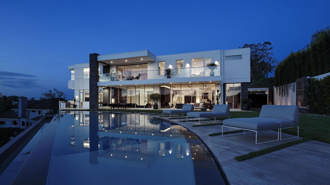 Hot Property Westside Estate Sale La Times