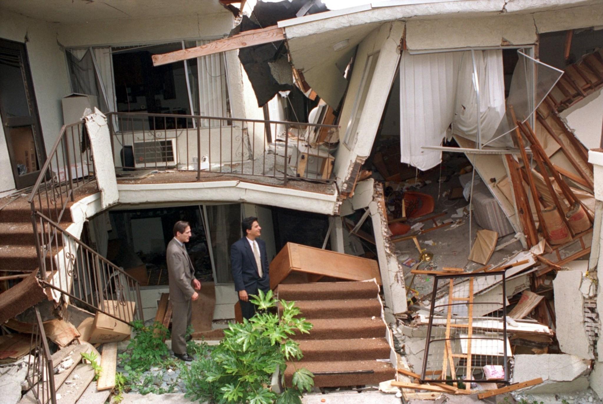 San Francisco Earthquake Retrofit Proposal Could Put Renters At Risk