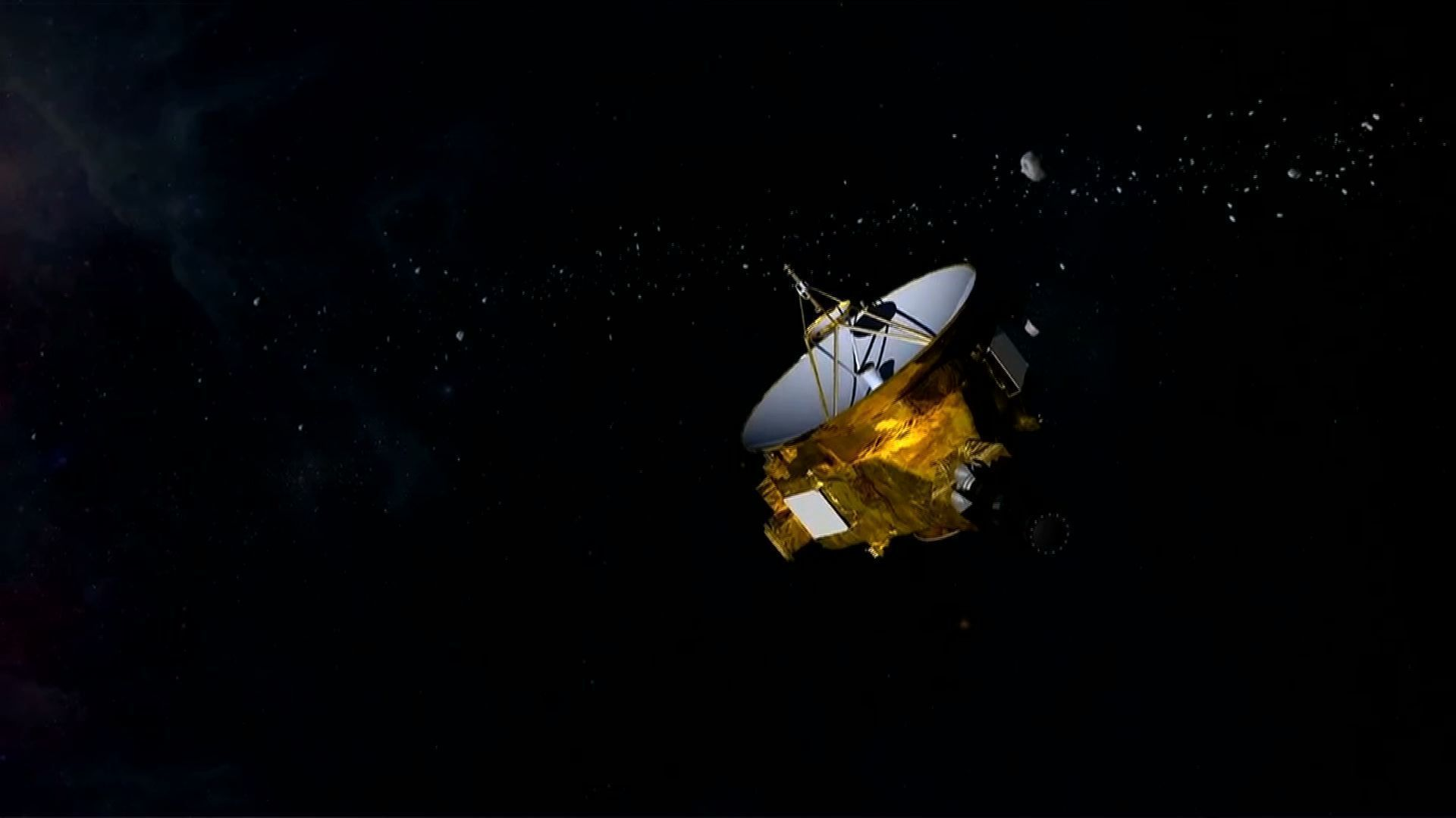 nasa new horizons probe - photo #15