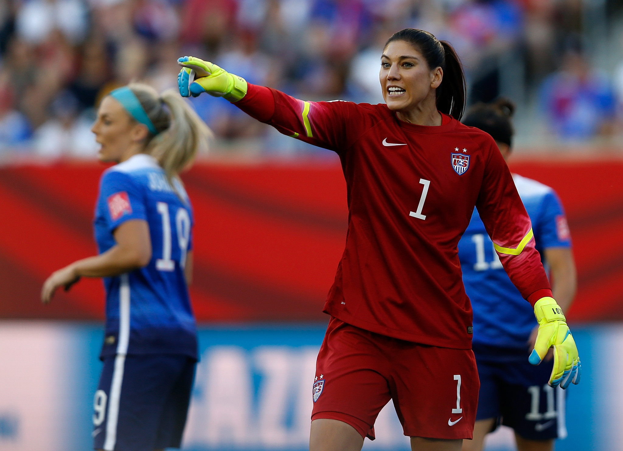 hope solo domestic violence controversy a 'witch hunt,' husband says