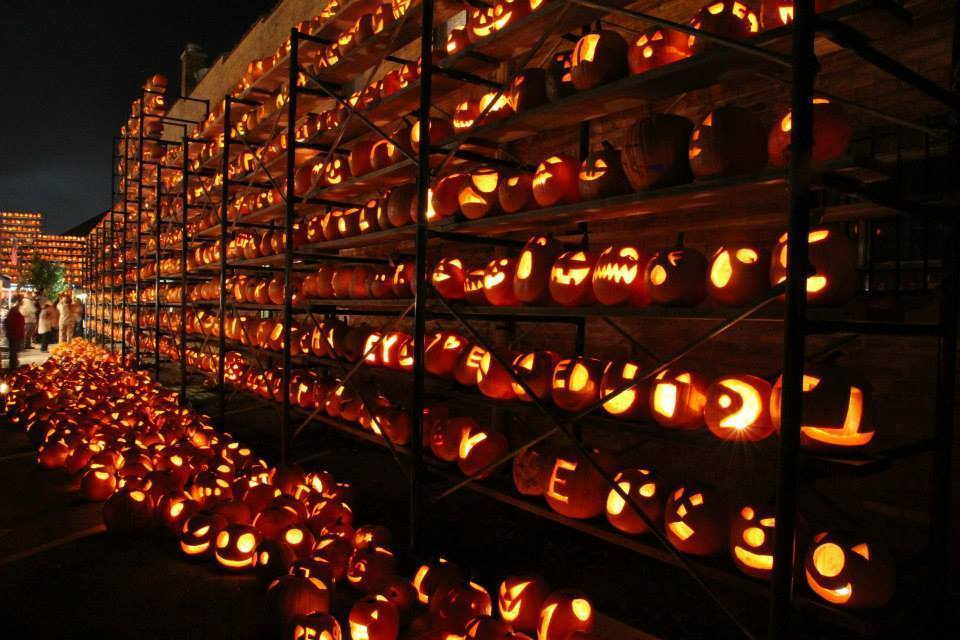 The 6th Annual Great Pumpkin Fest Of Highwood Highland