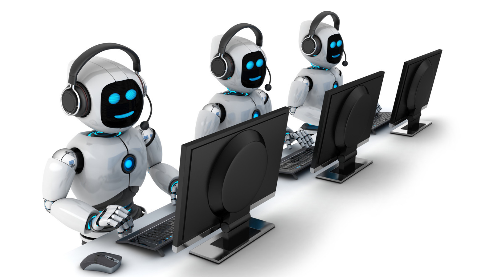 Image result for Businesses turn to software robots for office work