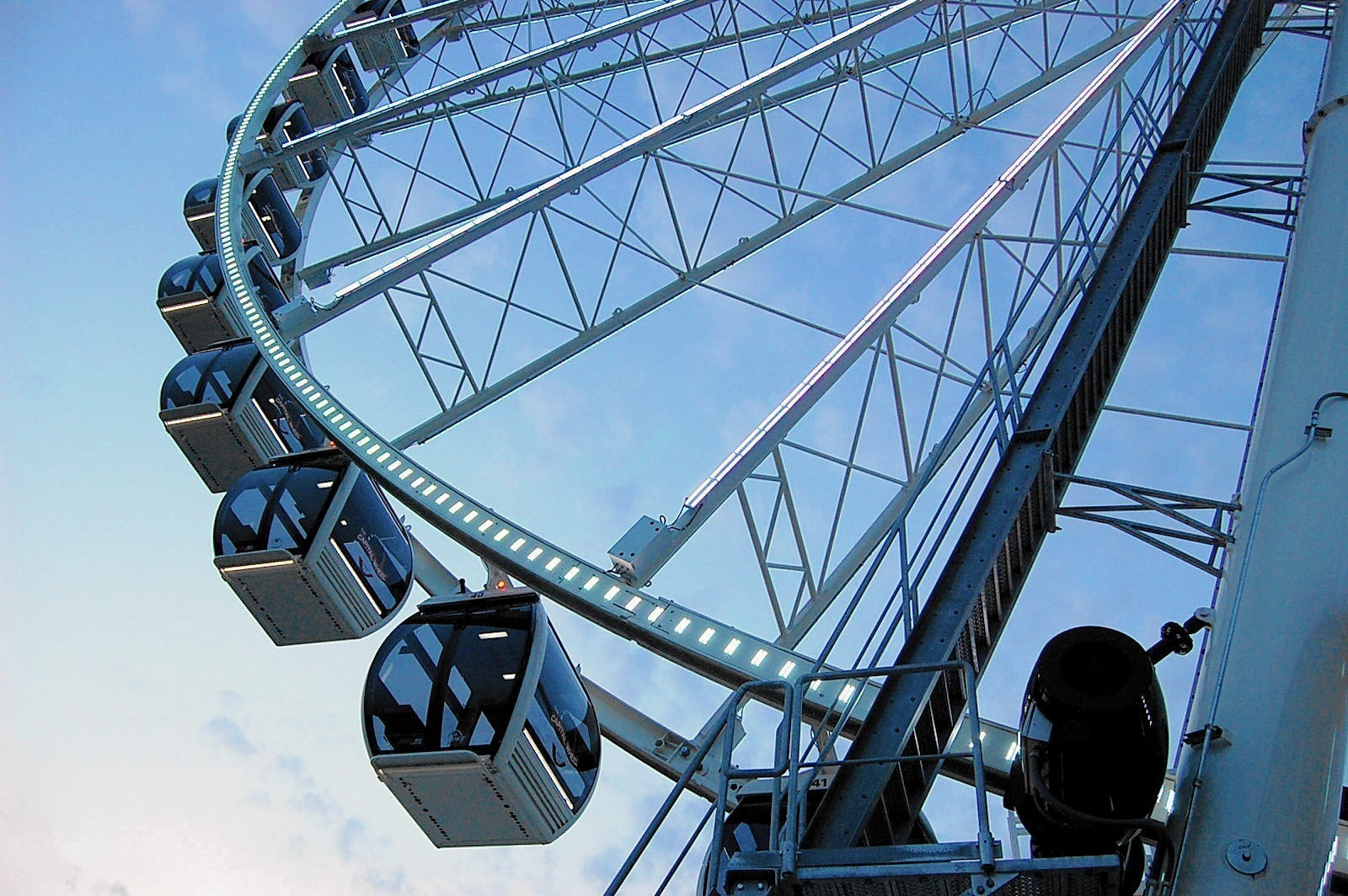 National Harbor Maryland >> Day Trippers: Capital Wheel at National Harbor isn't a thrill ride, but provides thrilling views ...