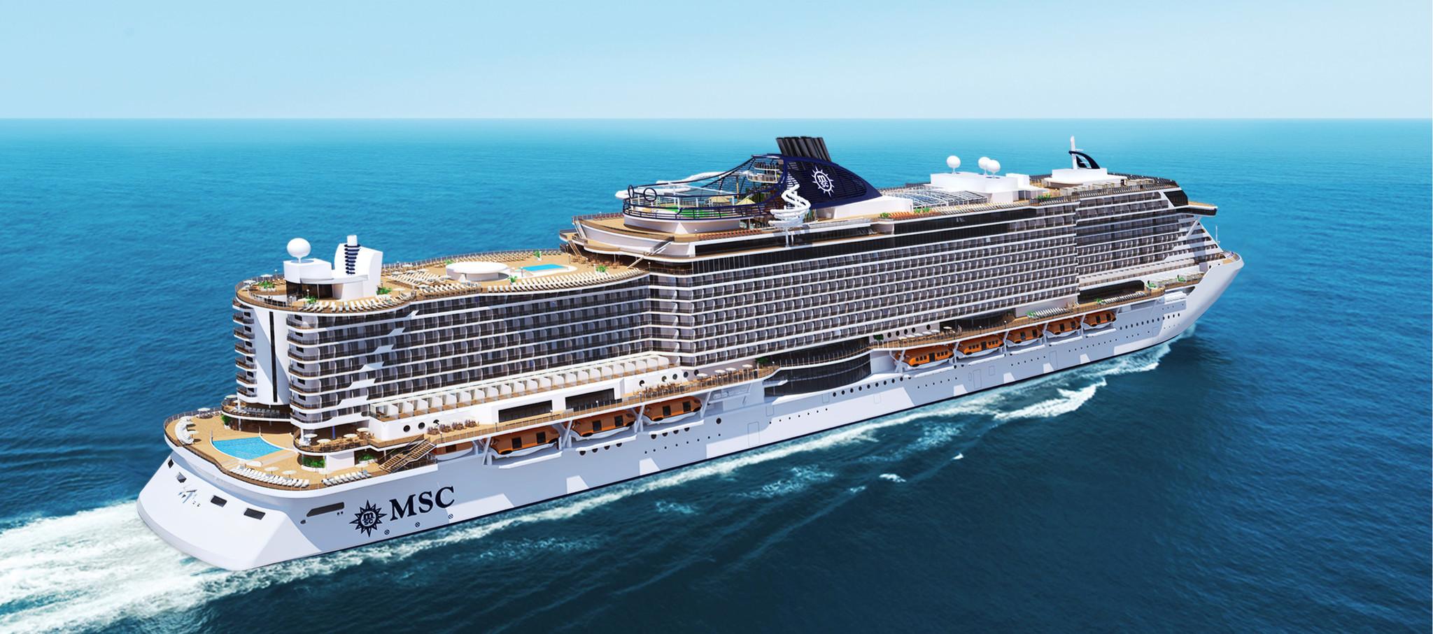 Construction begins on msc seaside cruise ship sun sentinel for Costa diadema wikipedia