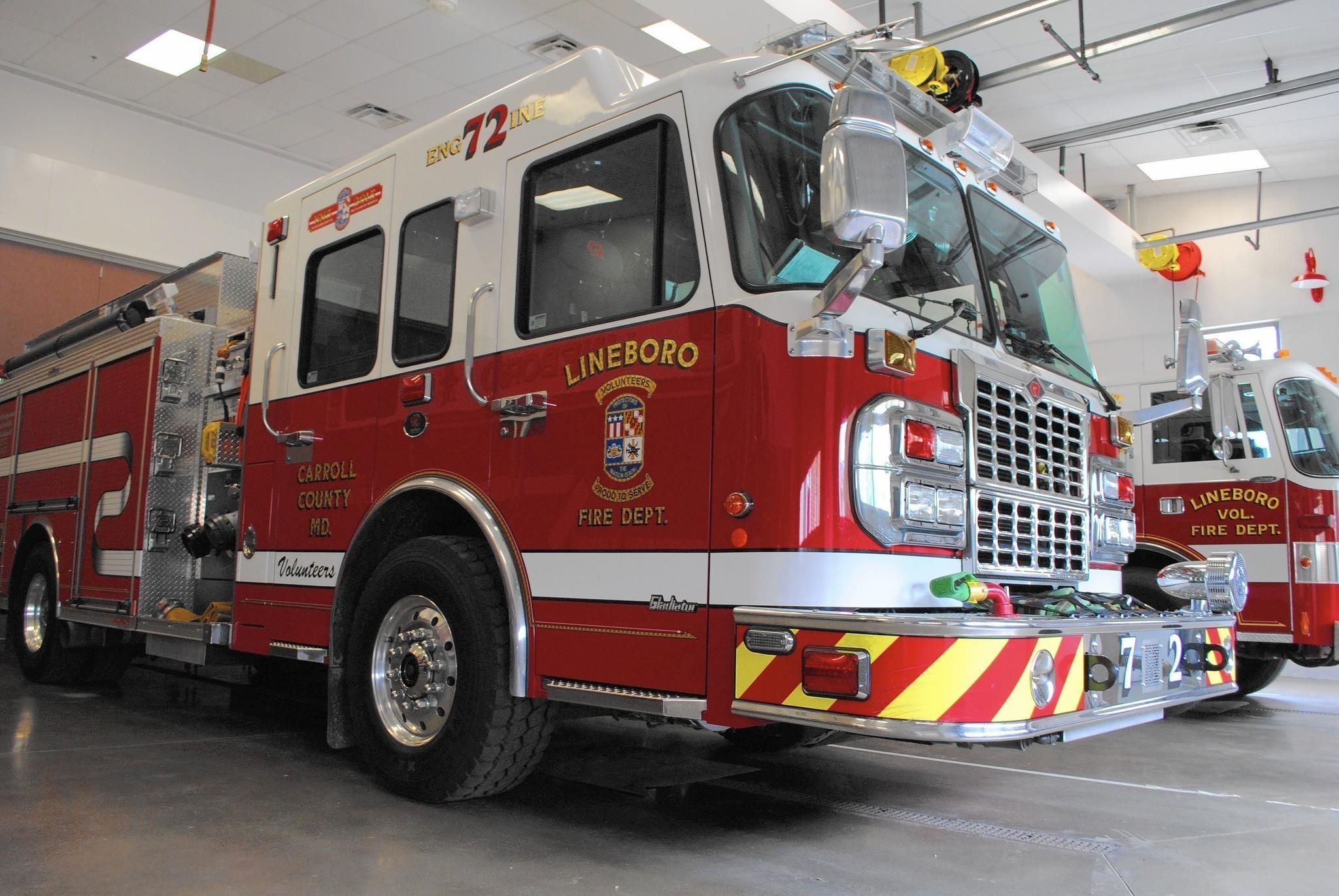 Lineboro fire company celebrates 100th anniversary - Carroll County
