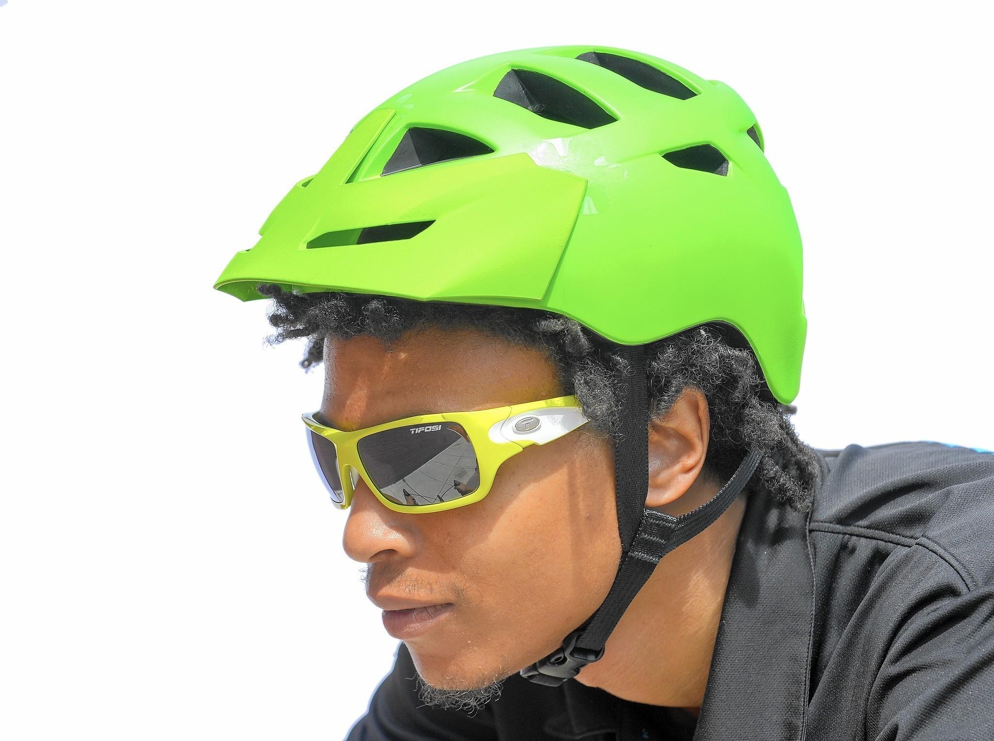 Bike Helmets Now More Fashionable And High Tech