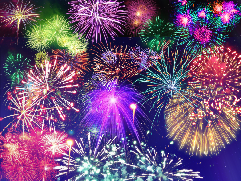 Fireworks Wallpaper Free: Best Fourth Of July Fireworks In The Chicagoland Area