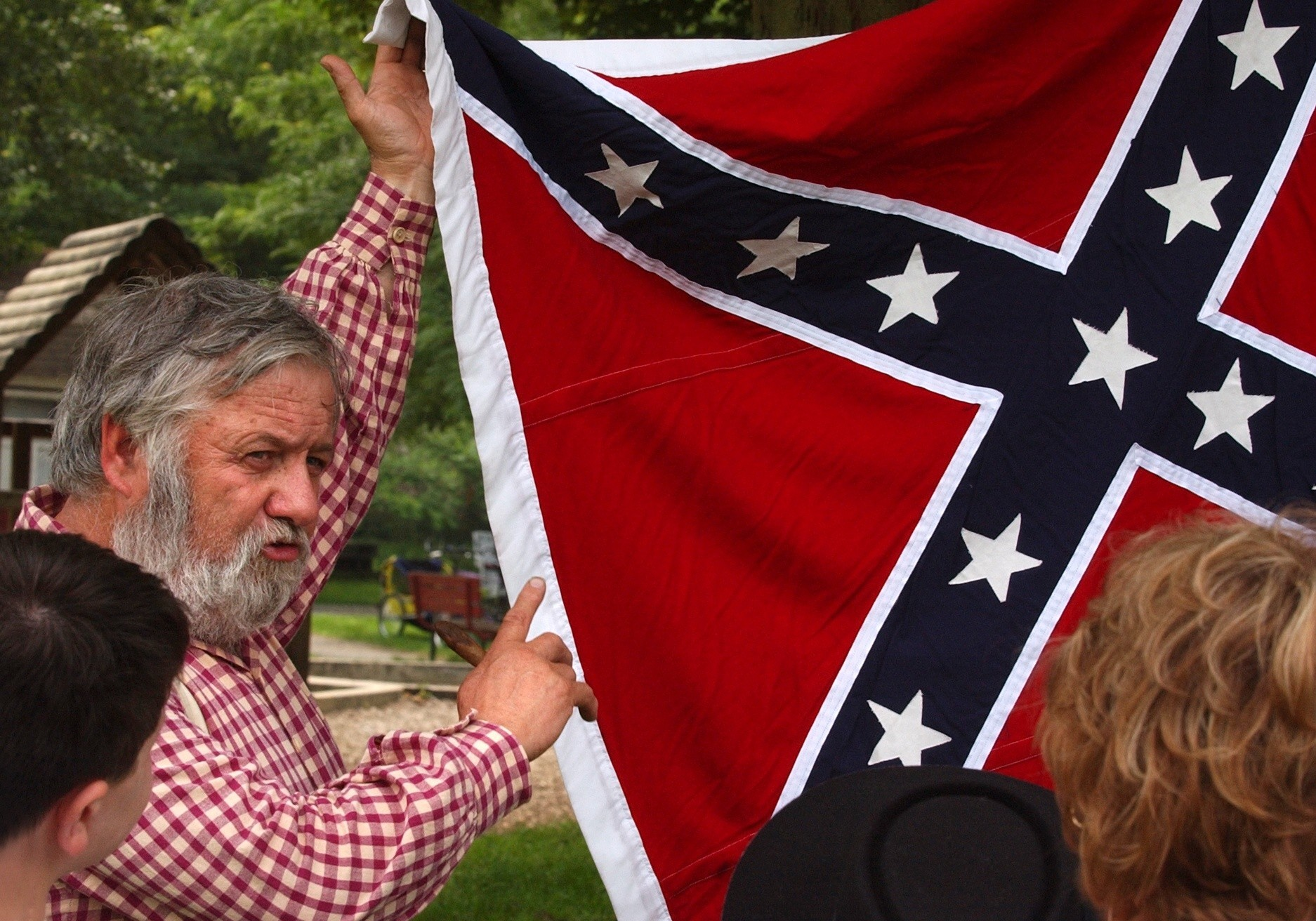 Black Book Car >> Gettysburg book store removes Confederate flag merchandise ...