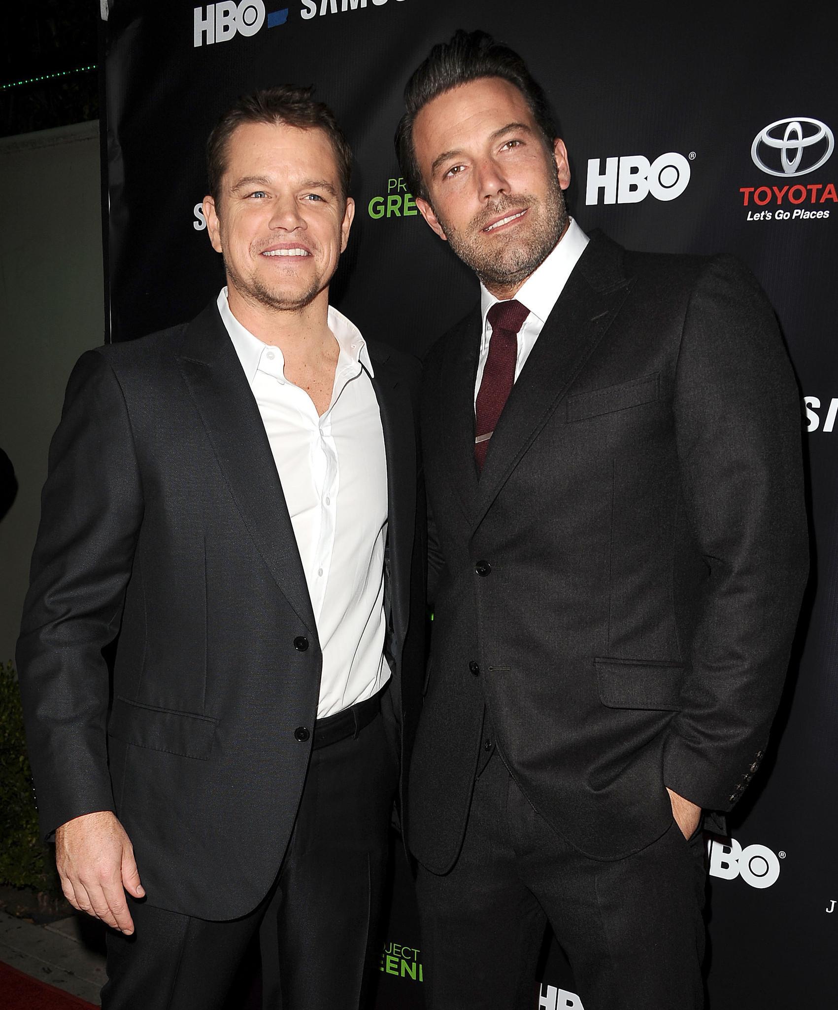 Ben Affleck Matt Damon To Produce Fifa Scandal Movie Orlando Sentinel