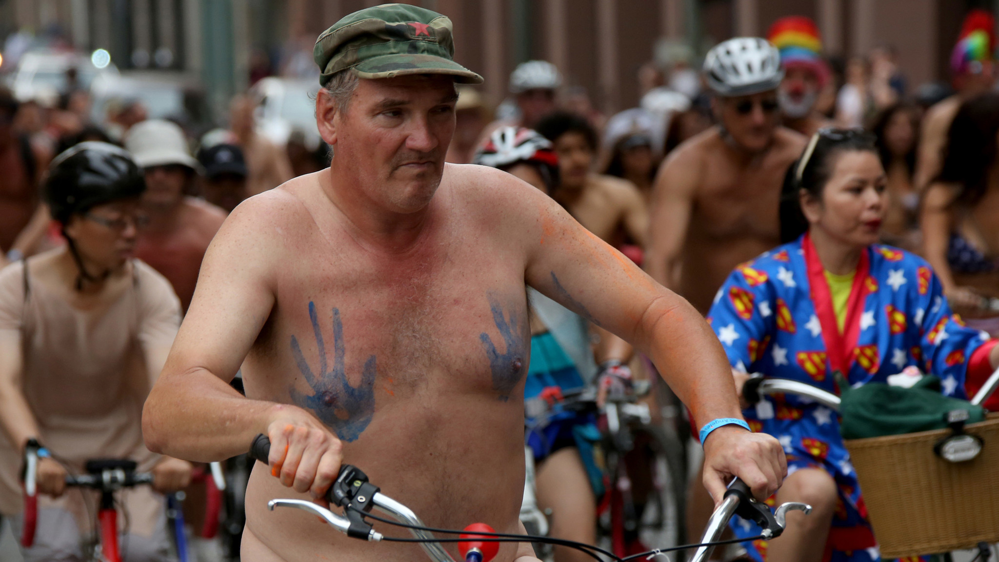 Naked Cycle Ride 82