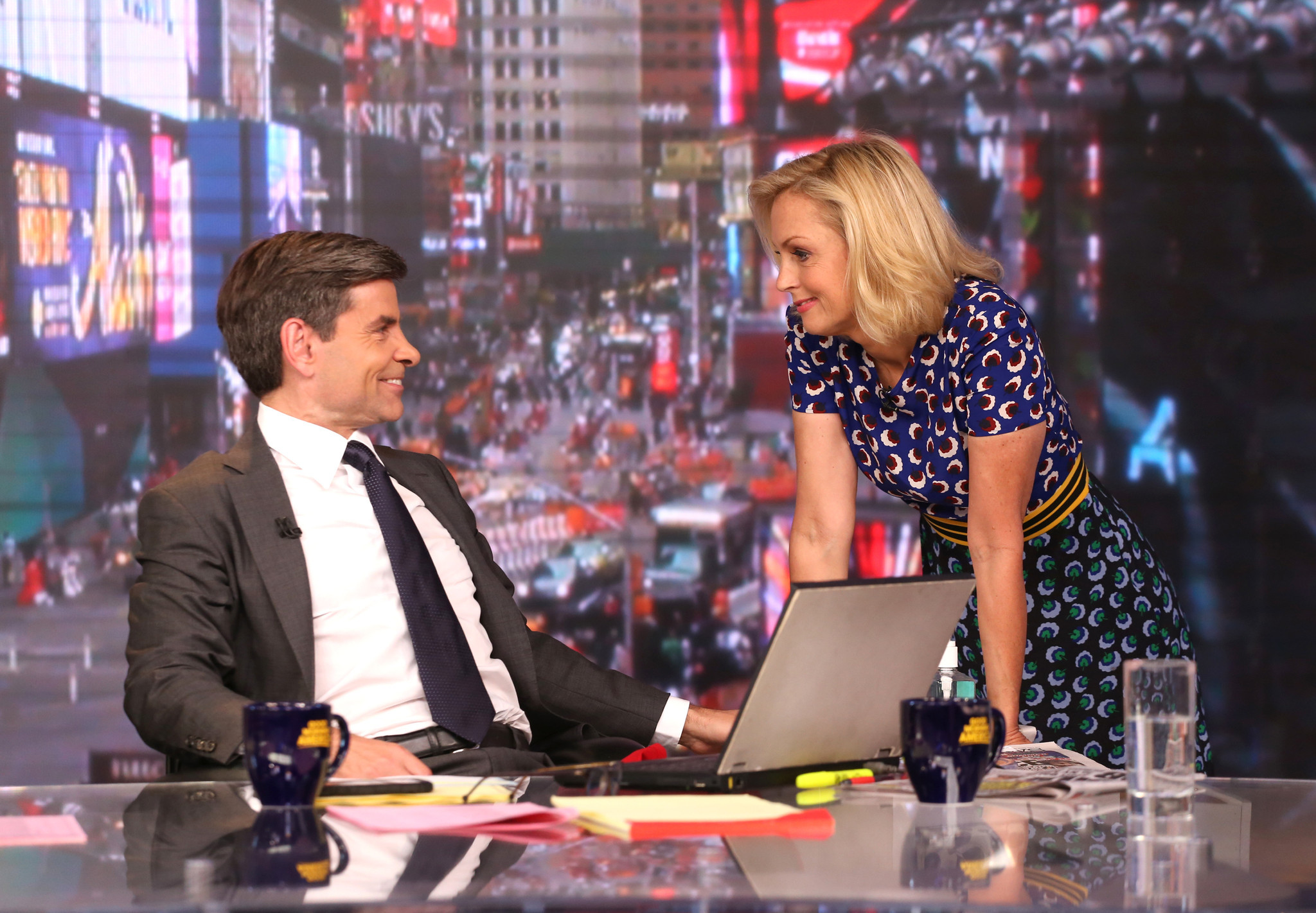 George Stephanopoulos sexual icon - Orlando Sentinel