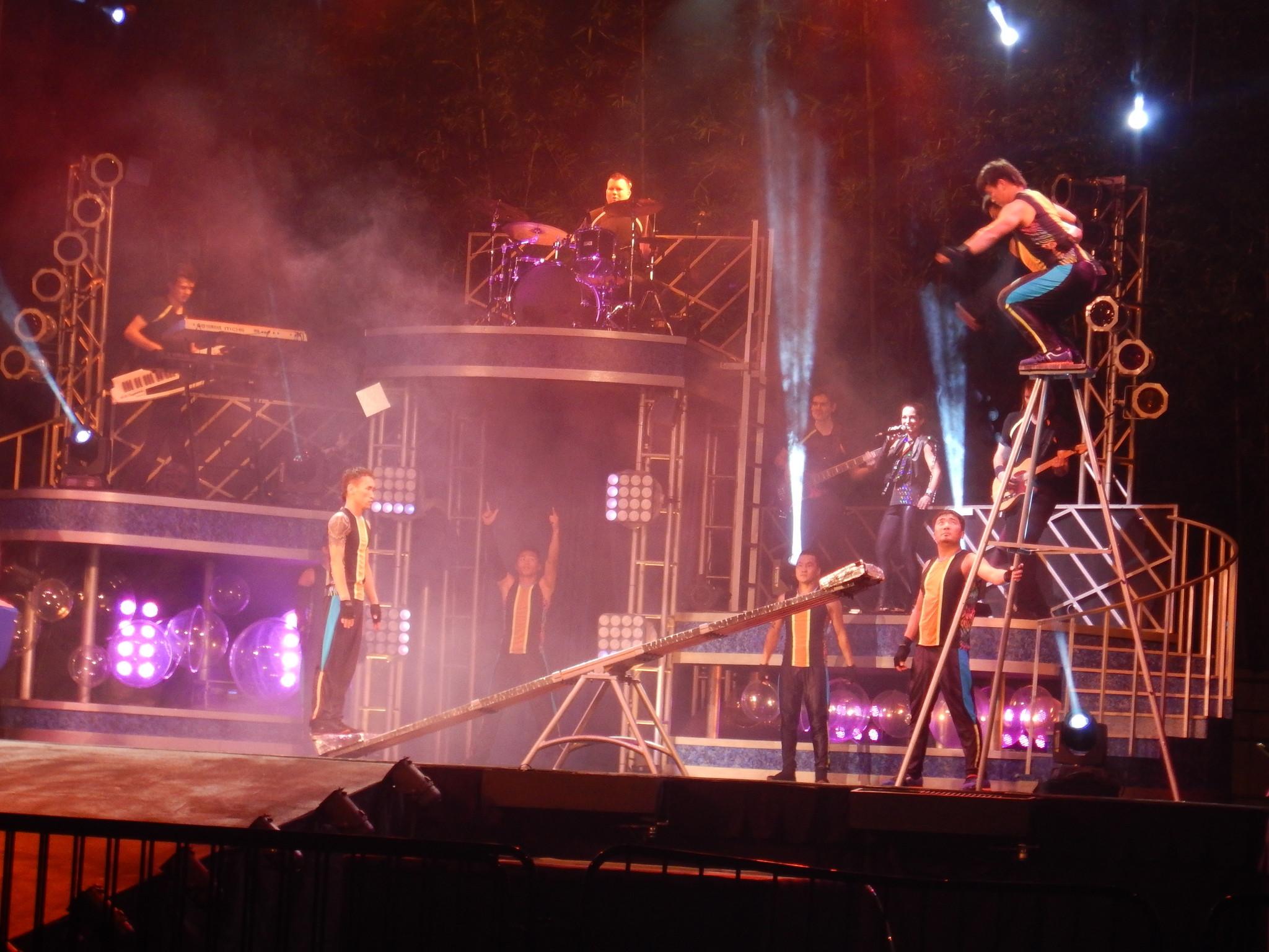 Busch Gardens Summer Nights Concerts Fasci Garden