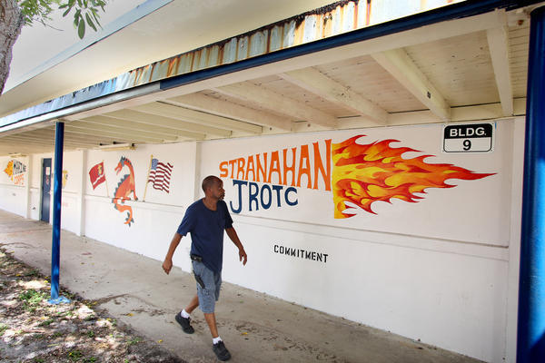 Aging Stranahan High Continues To Wait For Repairs