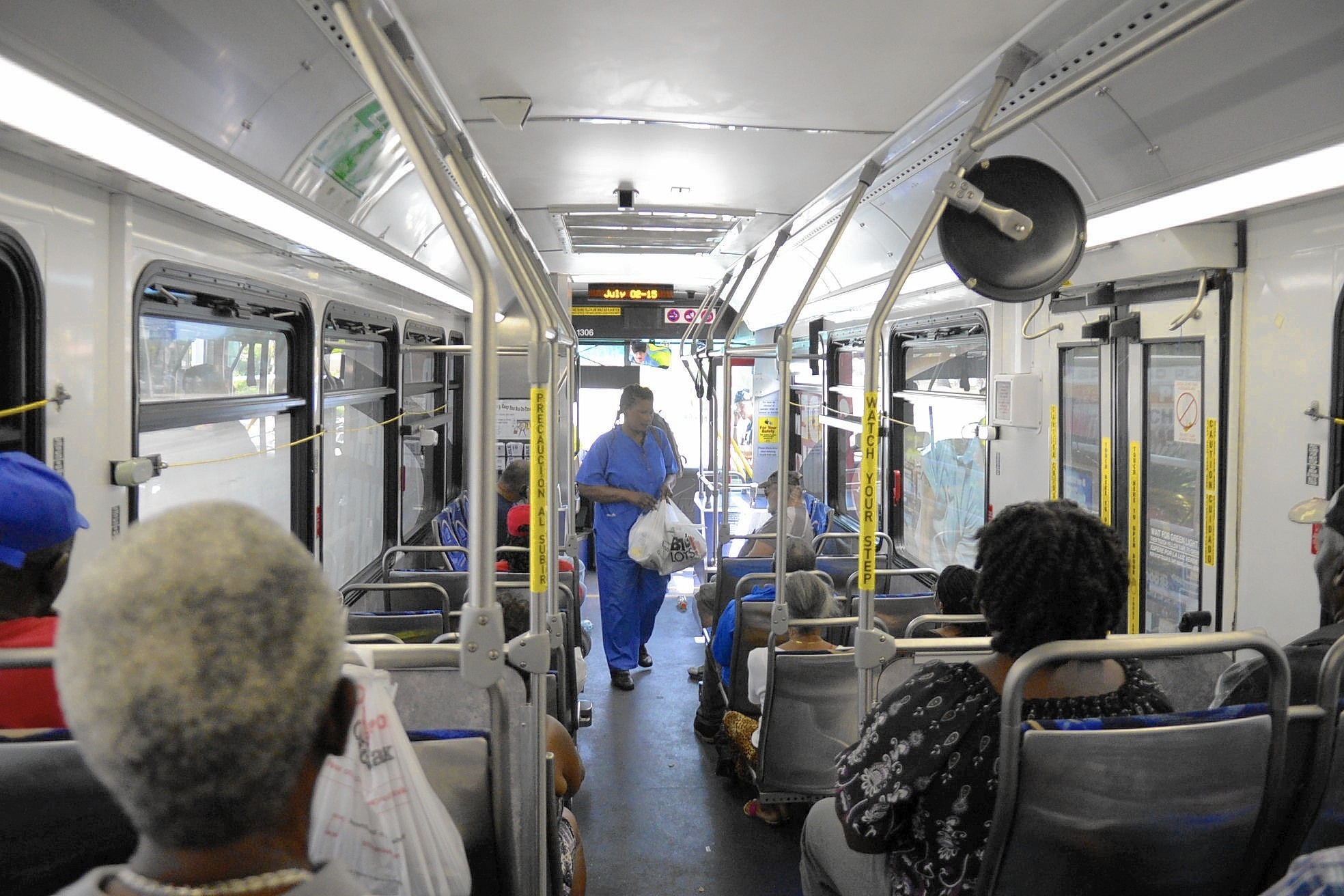 Dirty Broward County Transit Buses Will Get A Deep