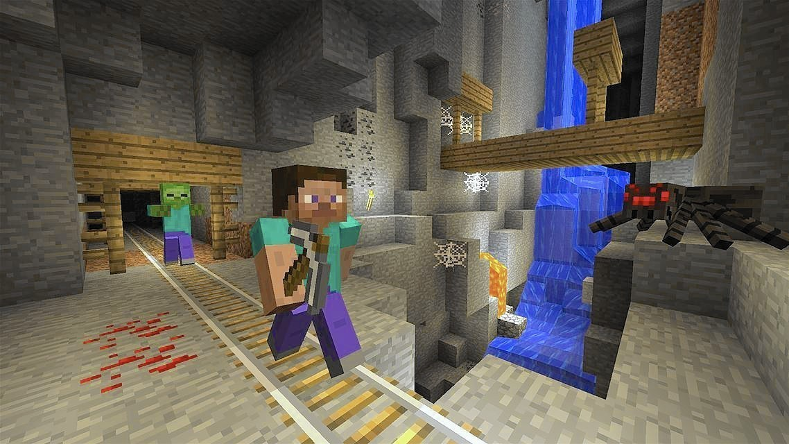 Minecraft Theater Events Let Gamers Play On Big Screen Chicago