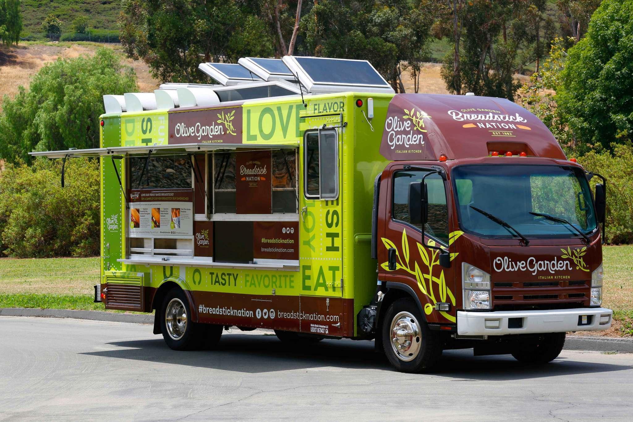 Fried Chicken Food Truck Los Angeles