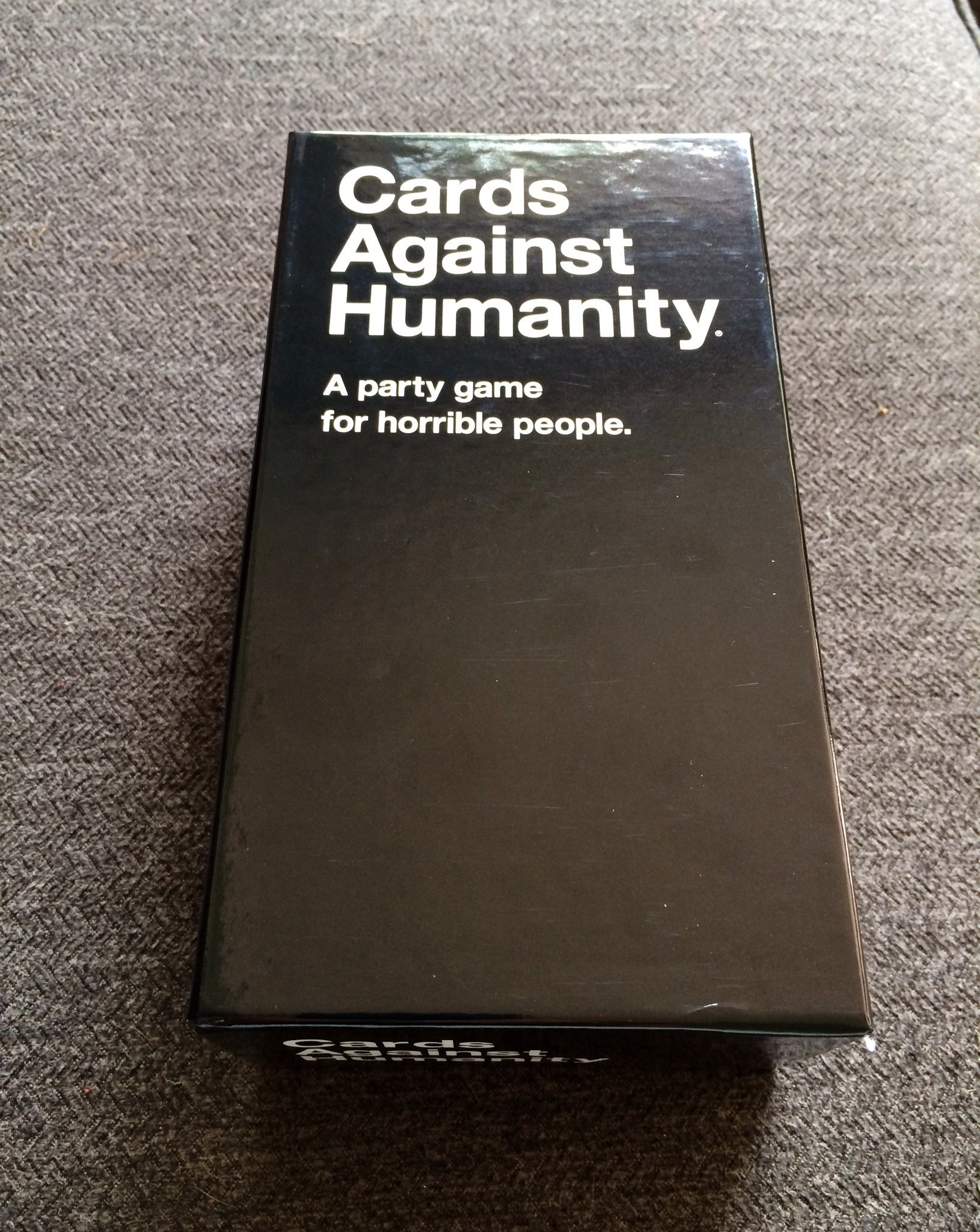 Is Cards Against Humanity Good For Kids