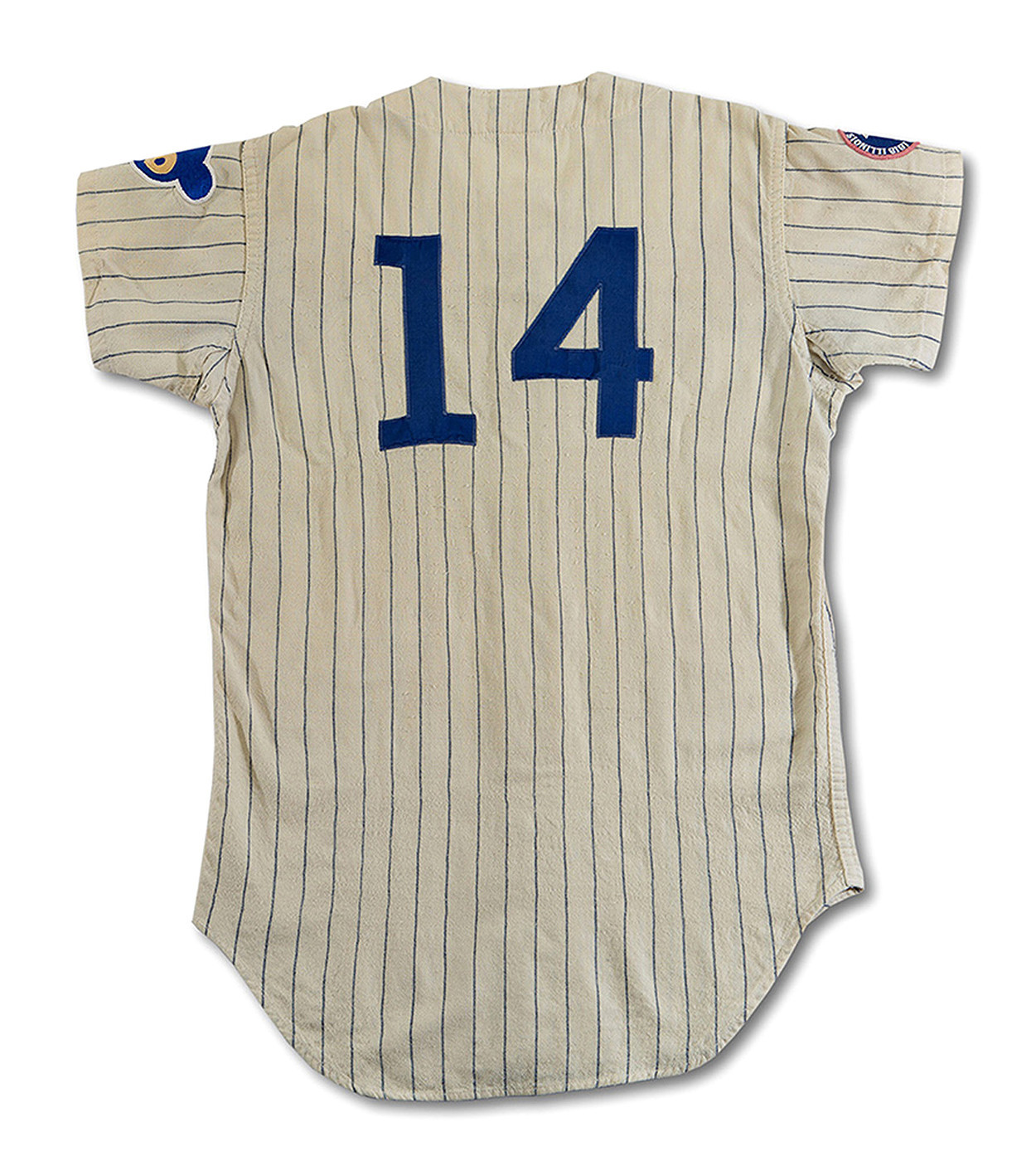 9da75f3ca7b8  68 Ernie Banks jersey could field  150K at Aug. 5 auction - Chicago Tribune