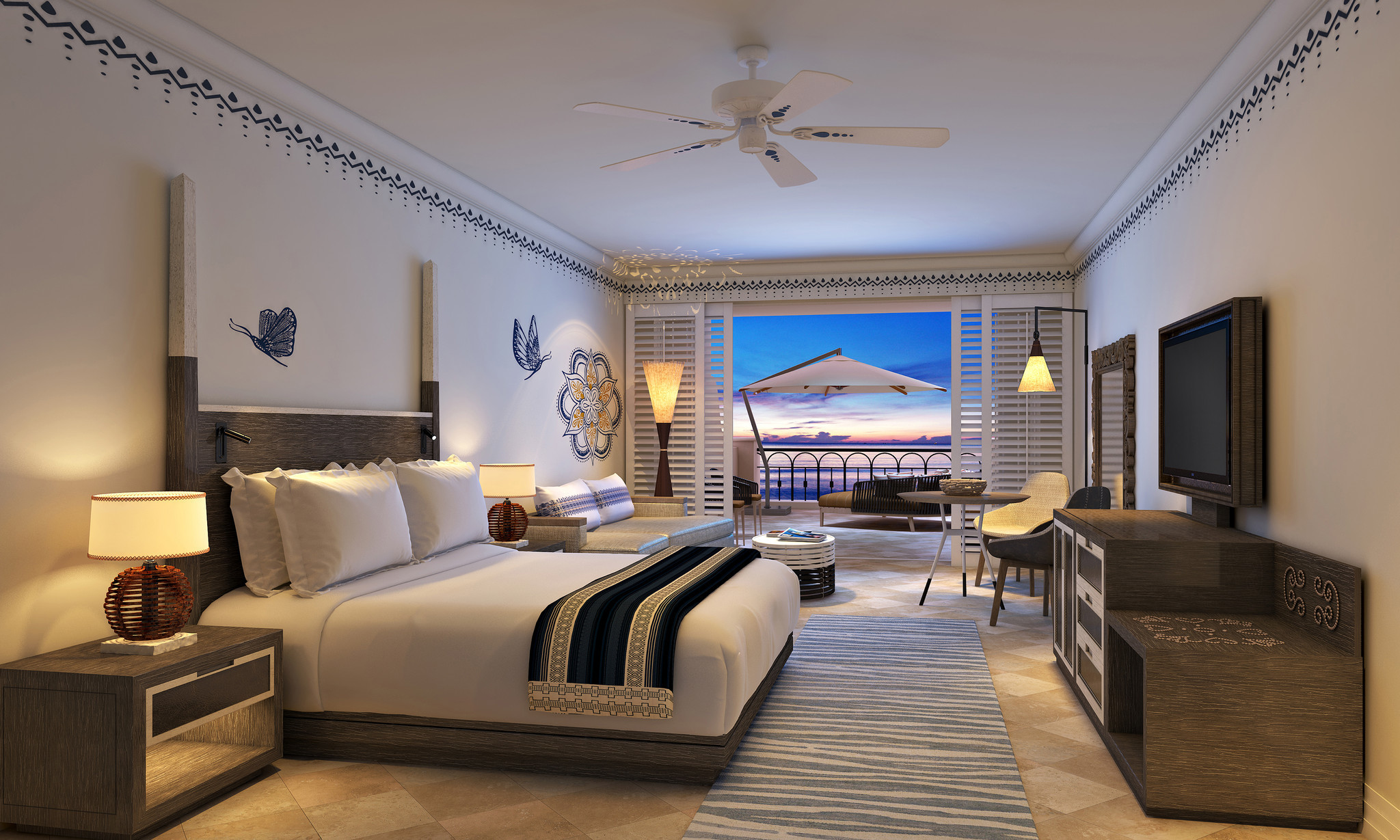 Hilton Los Cabos Resort Reopens 10 Months After Hurricane