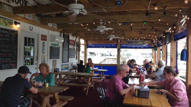 8 Places To Dine On The Peninsula Downtown Hampton