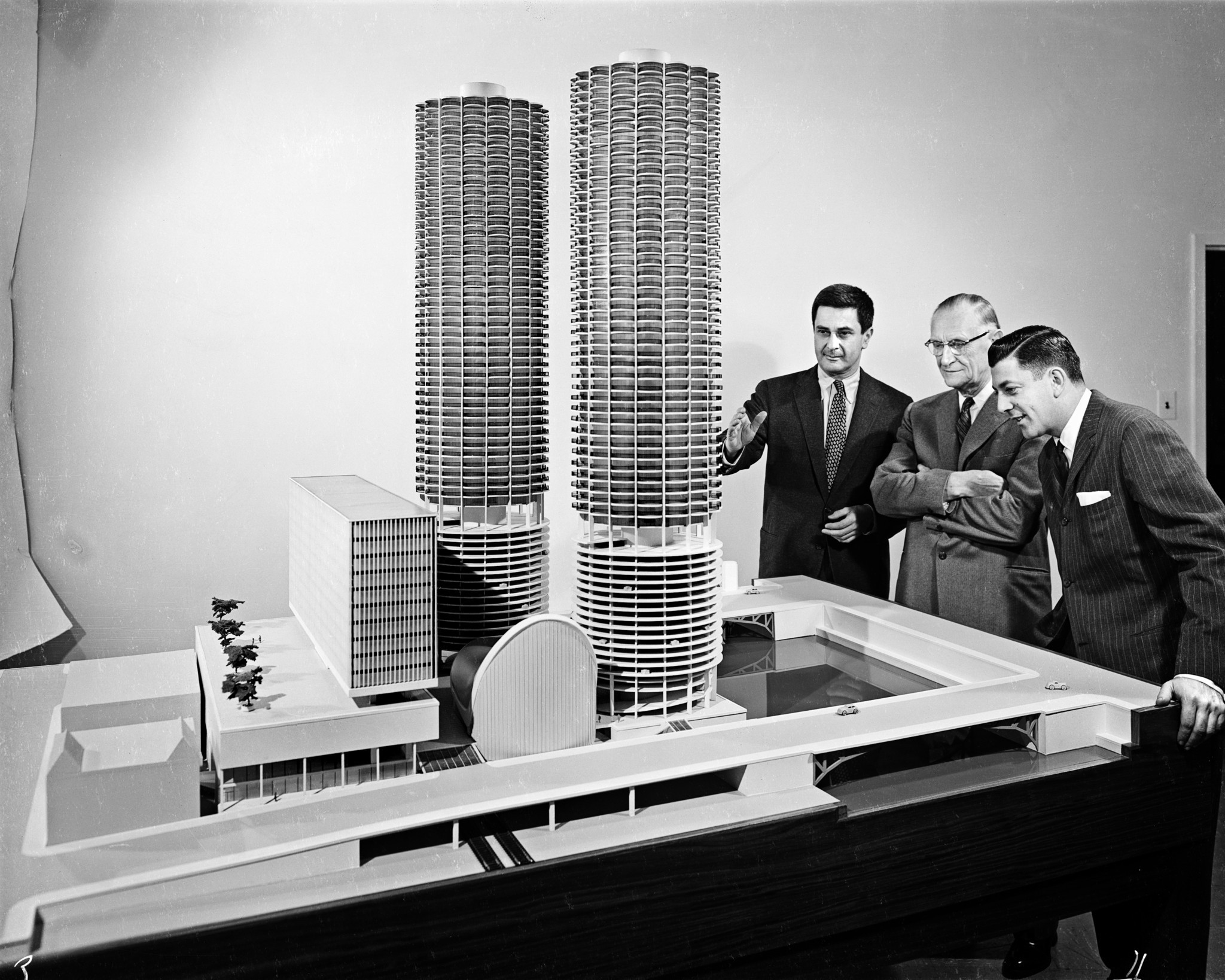 Famed Marina City Granted Preliminary Chicago Landmark