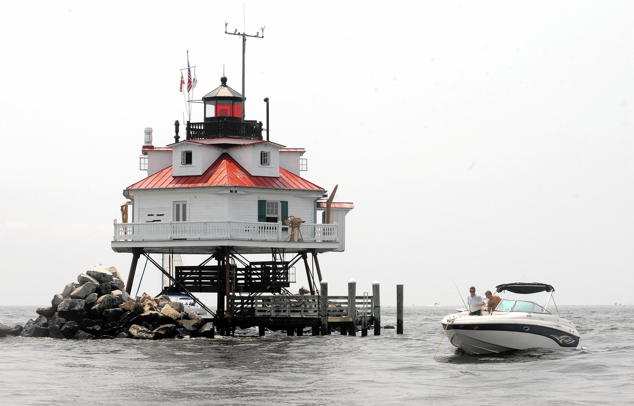 Renovation Draws To A Close On Historic Lighthouse