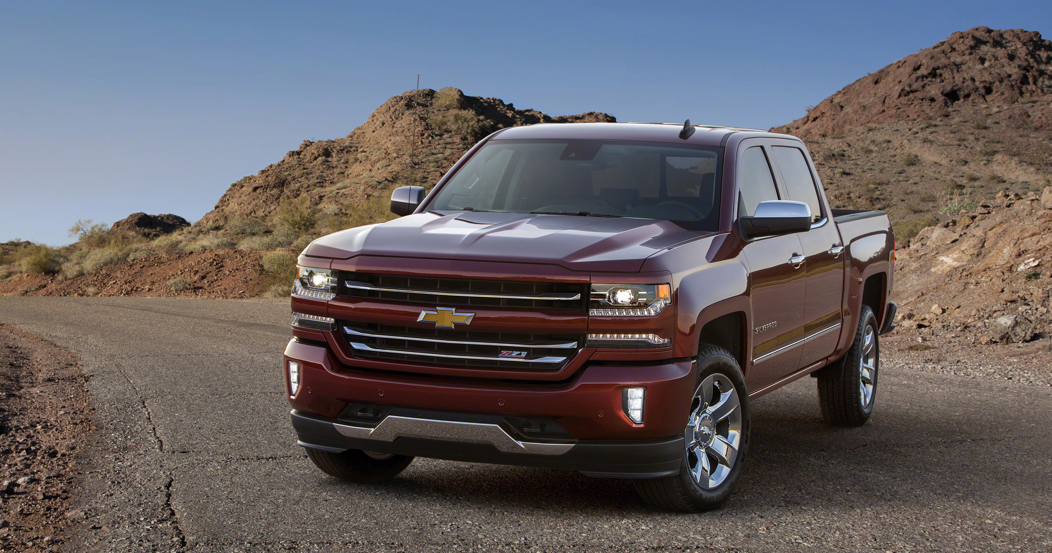 Chevy unveils refreshed Silverado for 2016 - LA Times