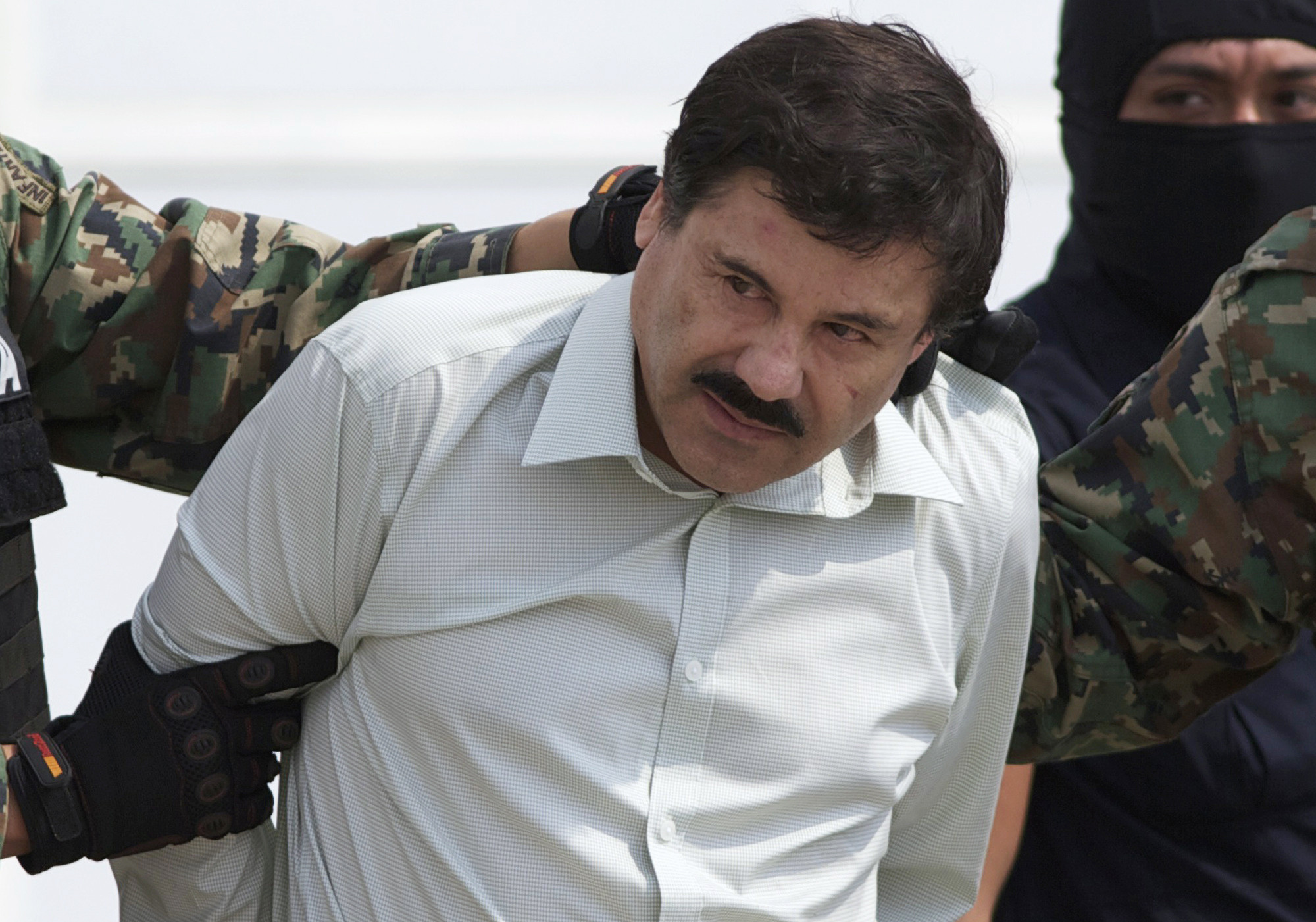 drug lord  u0026 39 el chapo u0026 39  escapes prison using 1