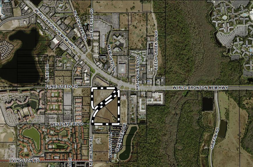 Walmart seeks zoning for new super center near Disney World
