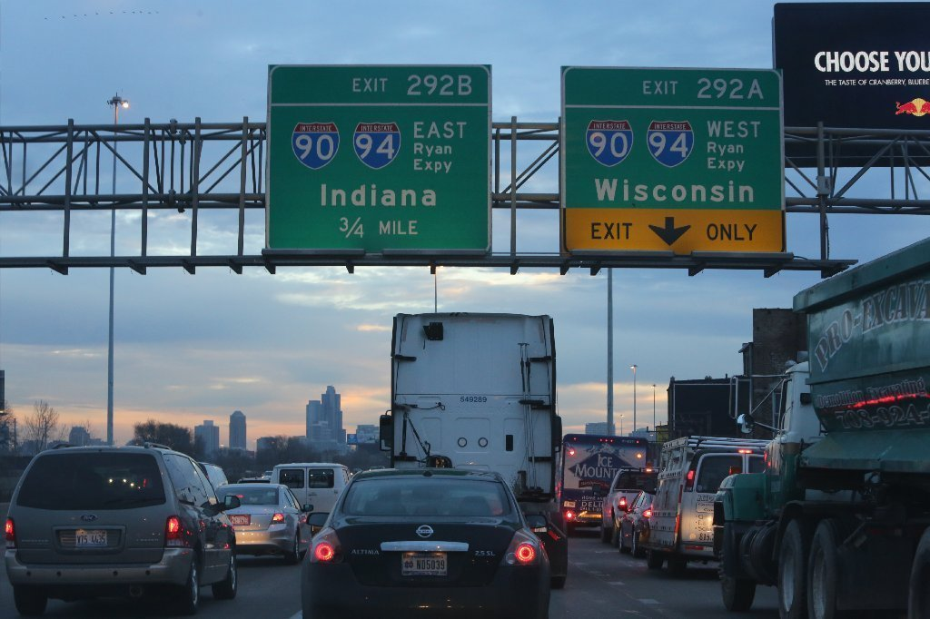 chicago among worst cities for drivers study chicago tribune. Black Bedroom Furniture Sets. Home Design Ideas