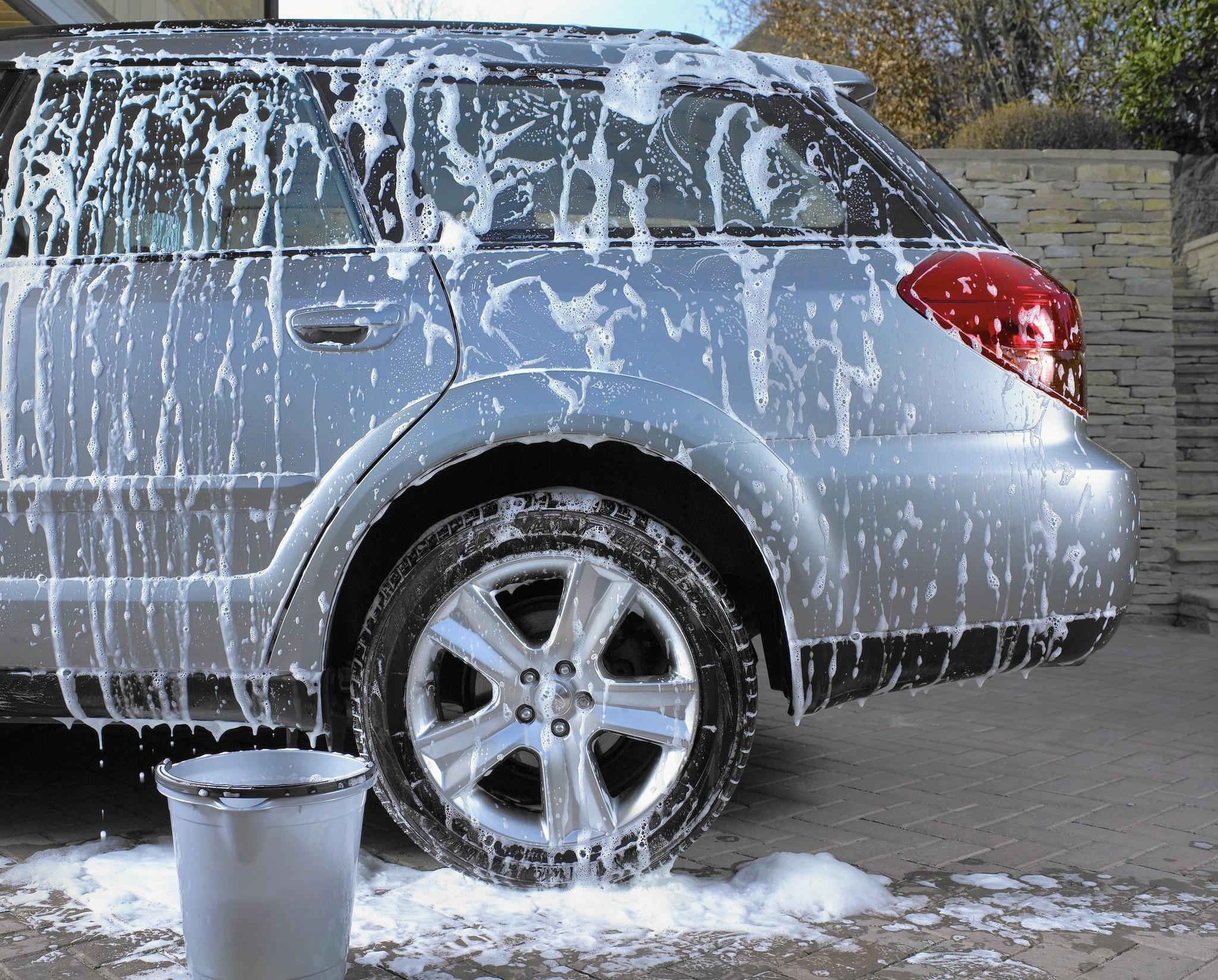How To Wash A Car U0026 39 S Exterior  A Step