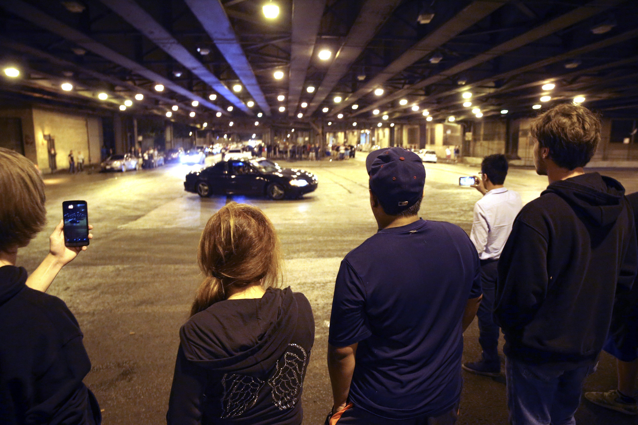 Road rituals on Lower Wacker Drive - Chicago Tribune