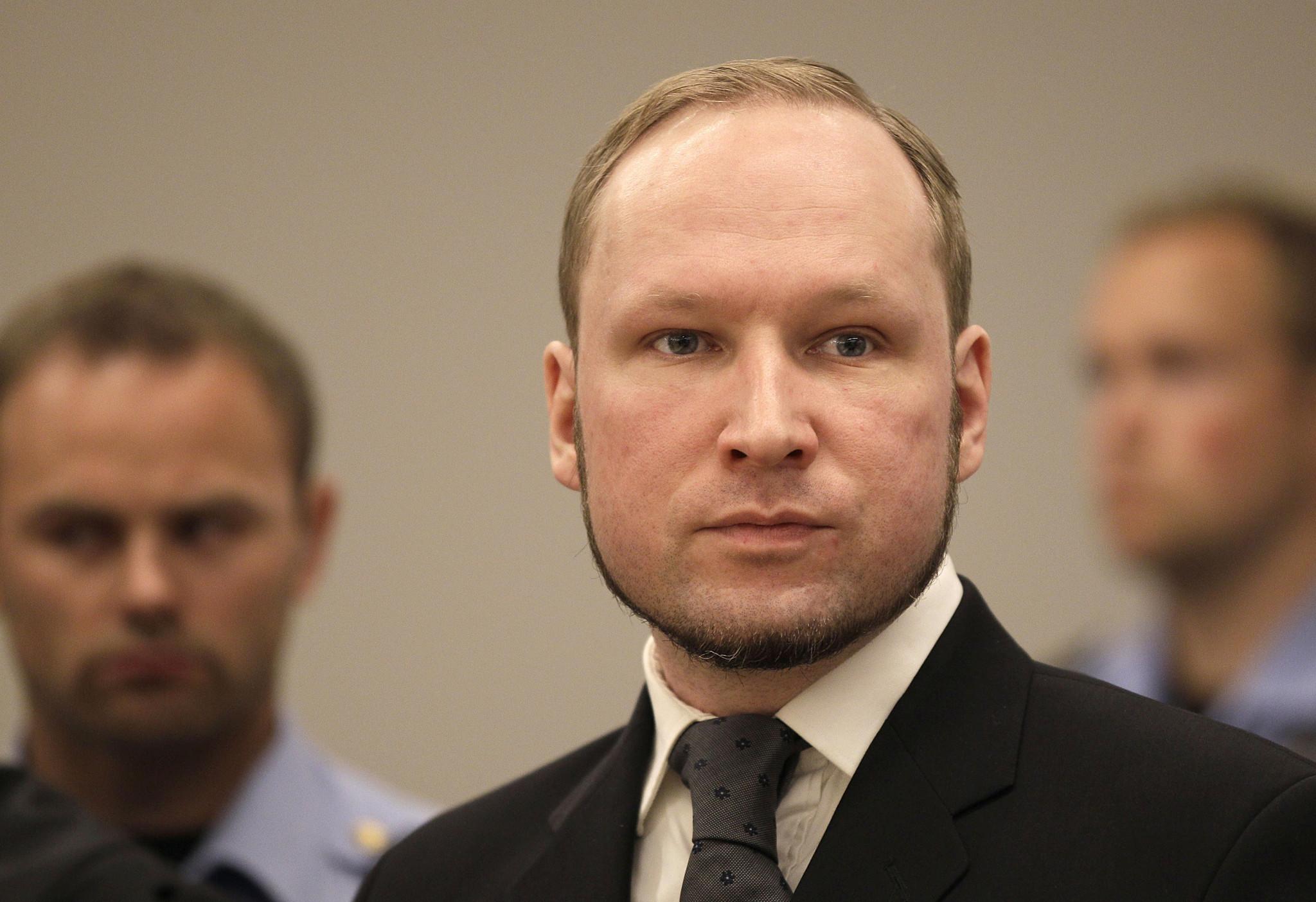 Behring breivik Anders
