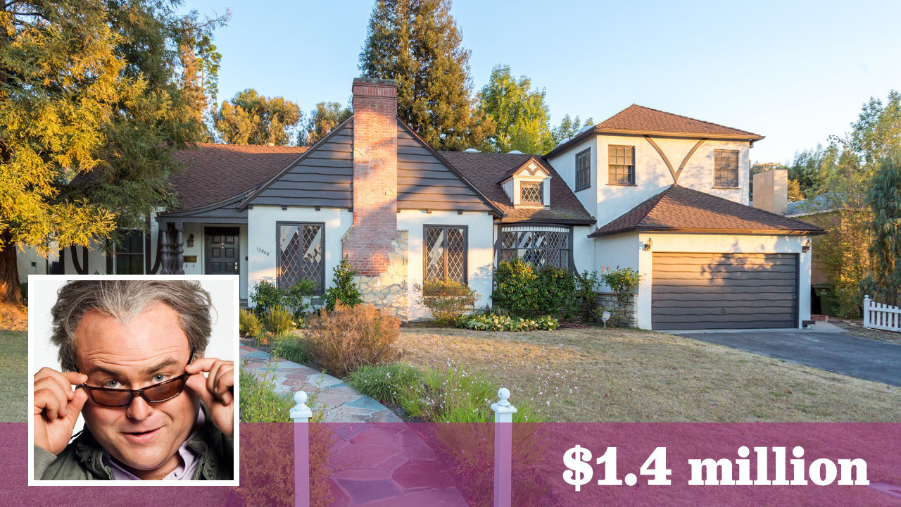 Comic Frank Caliendo Sells Bud Abbott S One Time Home In
