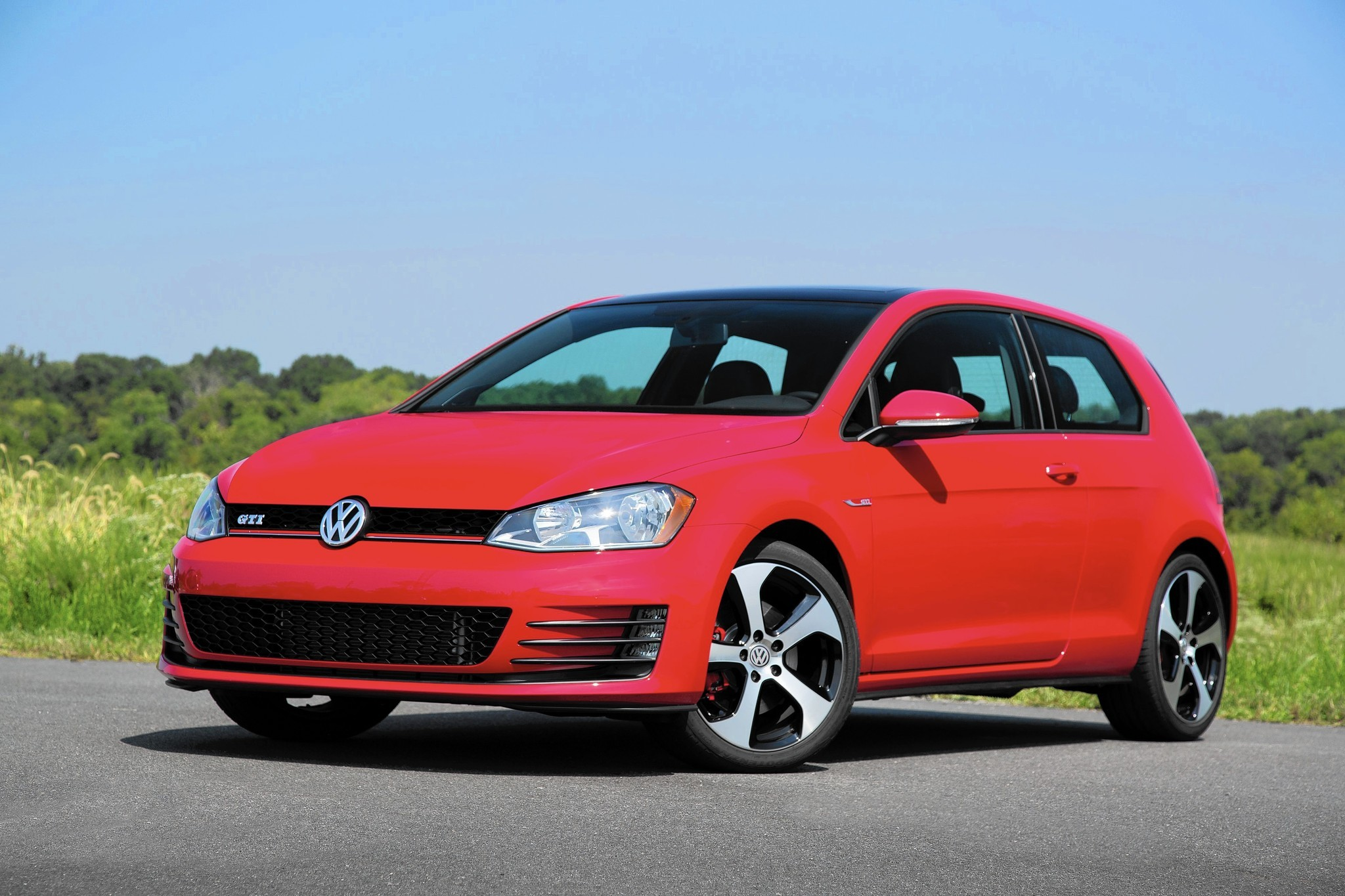 2015 Volkswagen Golf Gti Earns All The Best Of Year Love