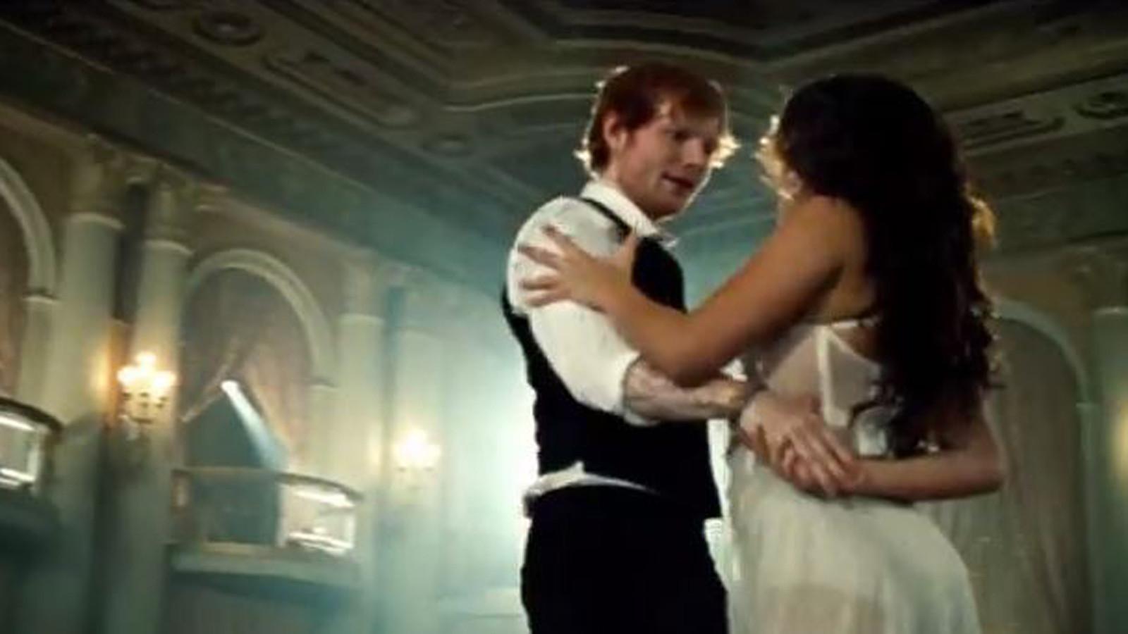 Ed Sheeran | 'Thinking Out Loud' - LA Times