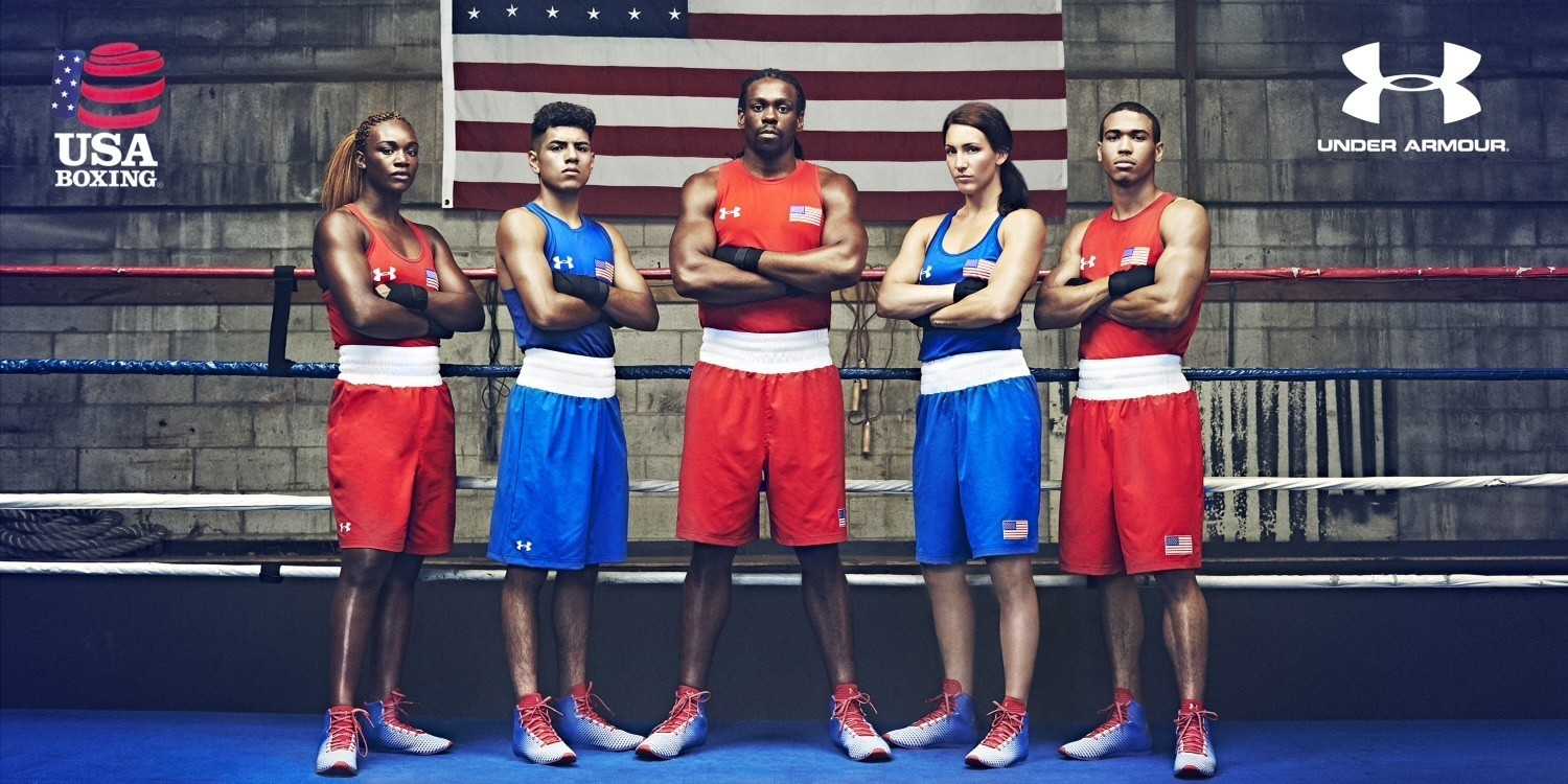 USA s Olympic boxers will wear Under Armour - Baltimore Sun 67859a0b023