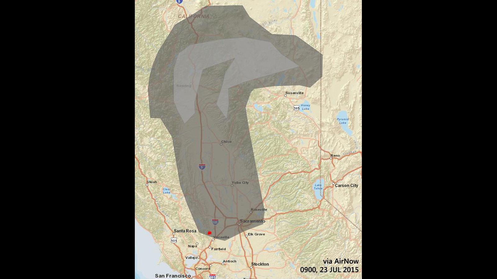 Lake Berryessa Fire Map.Traveling To California Wine Country What You Need To Know About