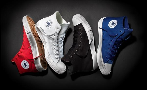0029fb7a72f0 Retro icon Chuck Taylors get a comfy revamp - Chicago Tribune