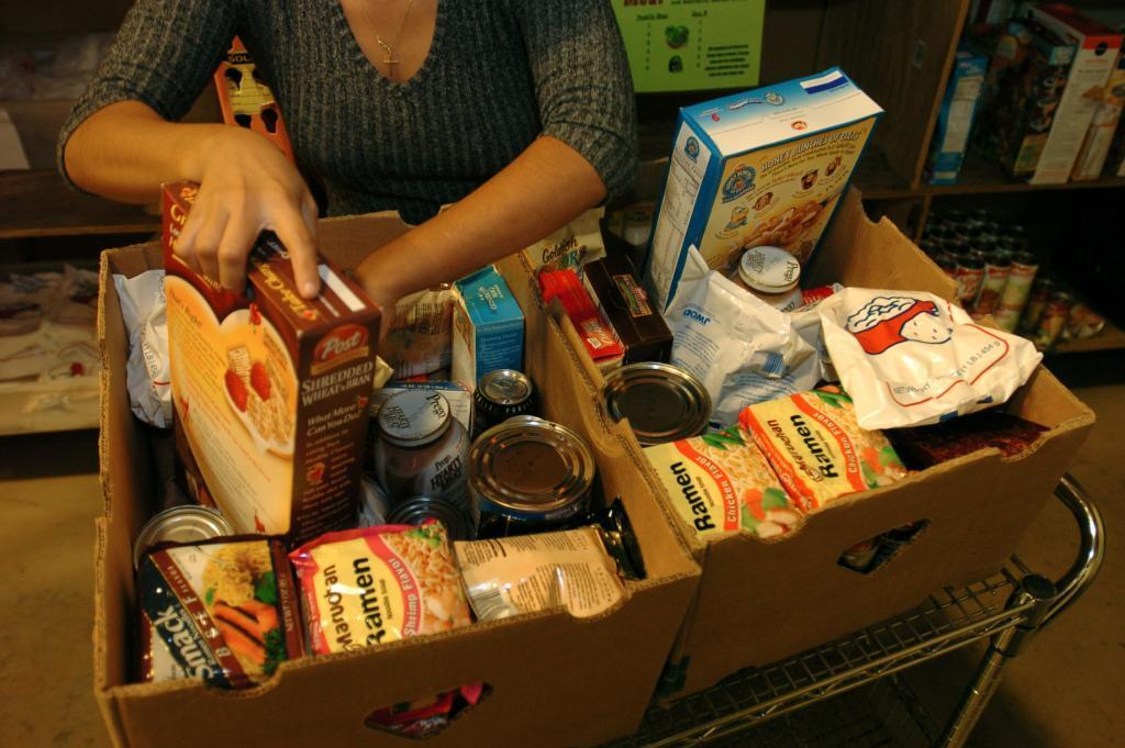 Food Stamps Increased For  Months