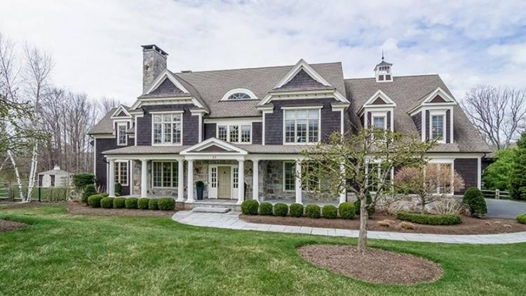 Colin Cowherd's Connecticut House
