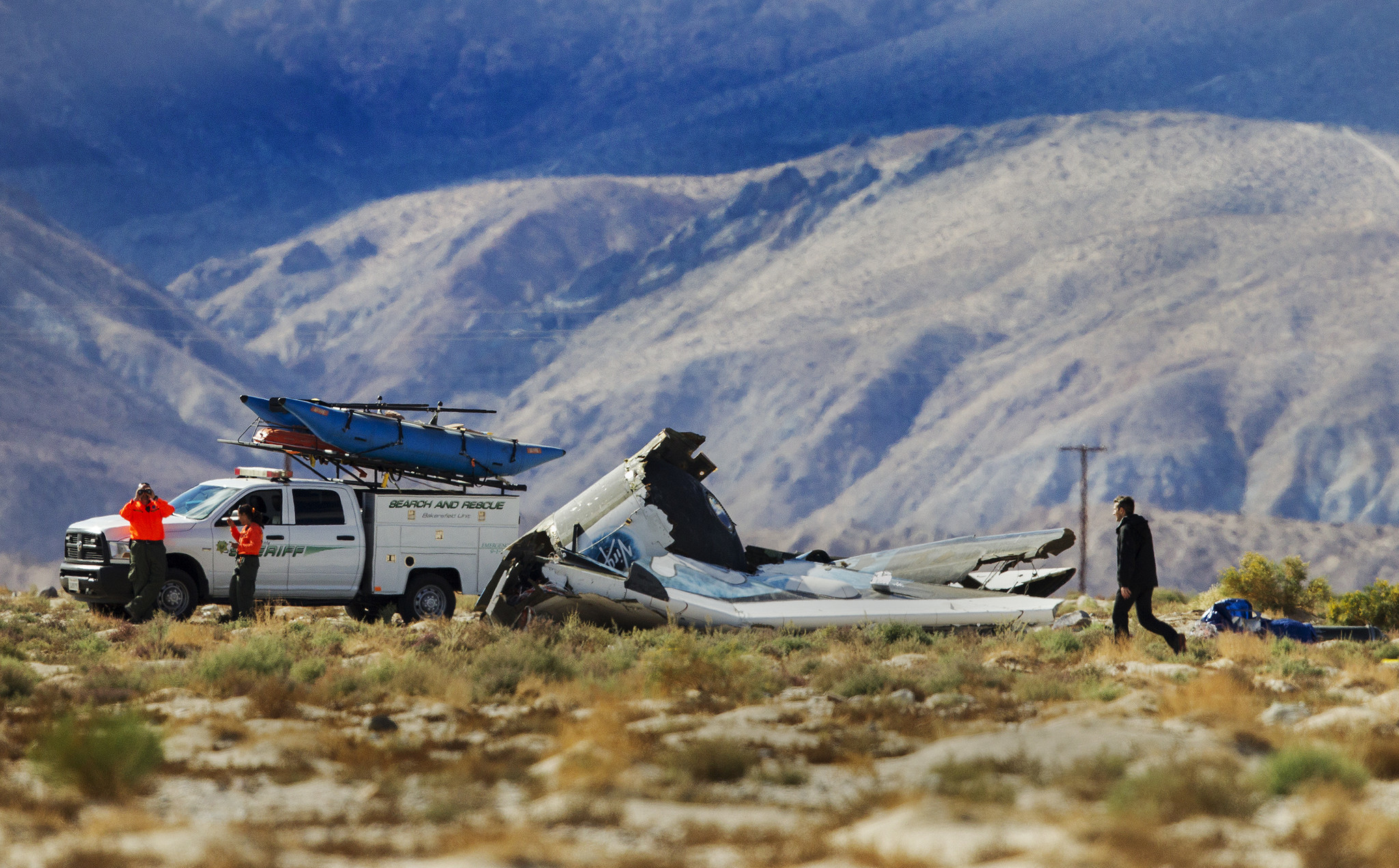 Final report on Virgin Galactic crash expected Tuesday ...