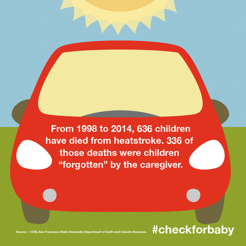 Campaign Launched To Prevent Heatstroke Deaths Of Children