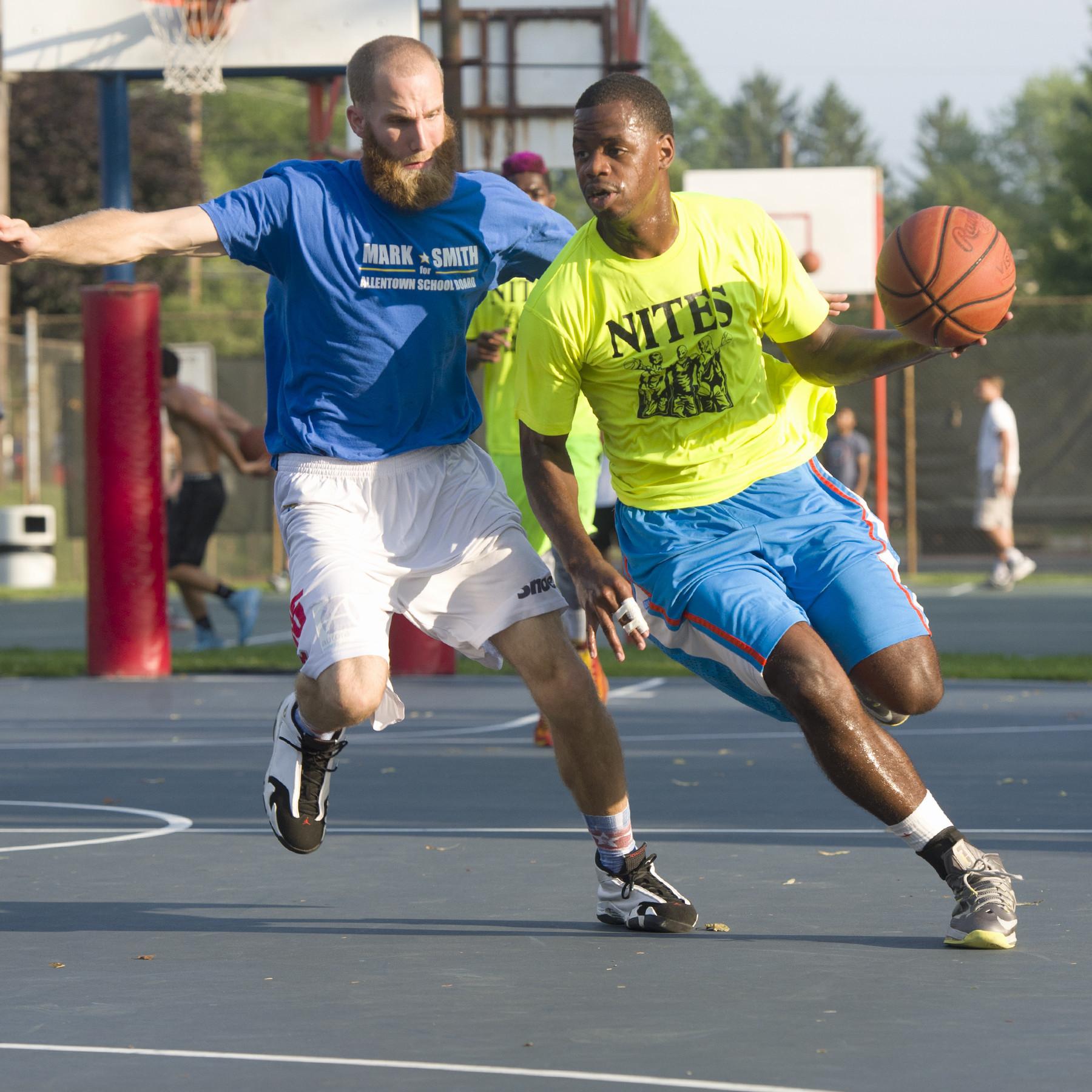 Adult Basketball Tournament 74