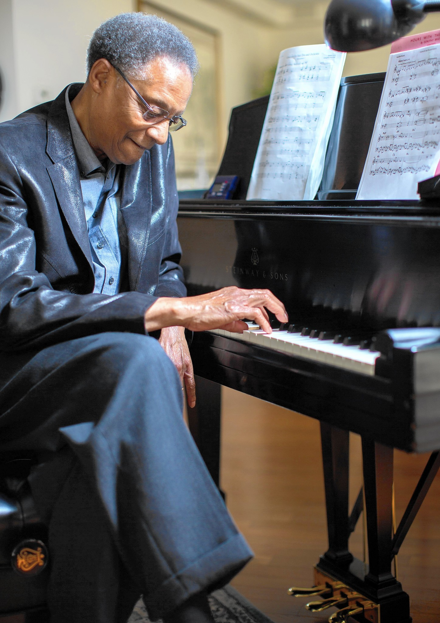 Beloved Chicago Jazz Pianist Ramsey Lewis Marks His 80th