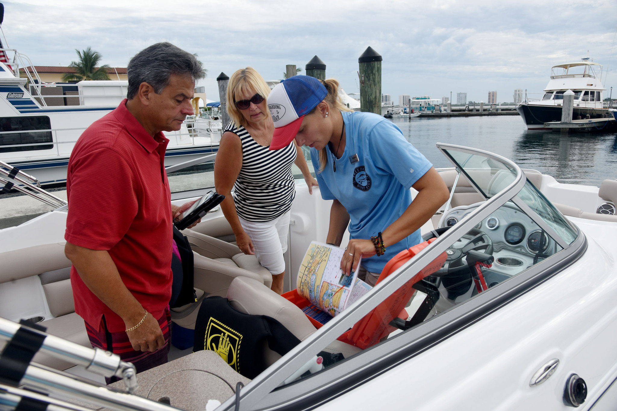 Boating options grow — even without owning a boat - Sun Sentinel